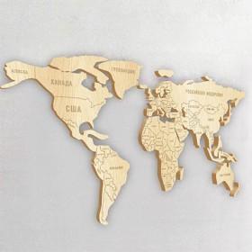 Эко карта мира