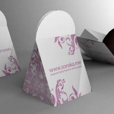 Бонбоньерки с логотипом