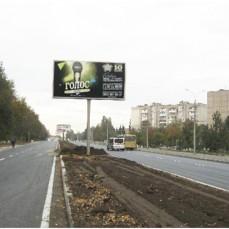 Аренда Борд Барское шоссе (разделитель), въезд в город