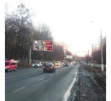 Борд ул. Хмельницкое шоссе (сторона В)
