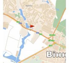 Борд Хмельницкое шоссе (область), выезд (средний)