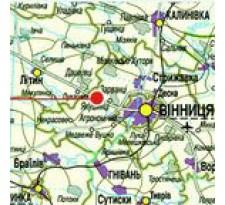 Борд Хмельницкое шоссе (область), въезд (д)