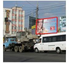 Борд ул. Кирова (муницип. рынок) №1