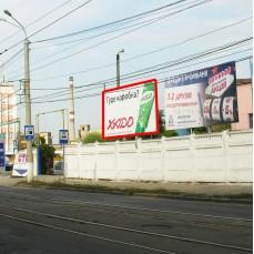 Борд ул. Кирова (муницип. рынок) №4