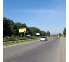 Борд Хмельницкое шоссе, трасса