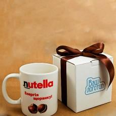 Коробка для Чашки под нанесение логотипа